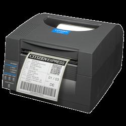 CLS-521 DIRECT THERMAL LABEL 203DPI PRINTER BLK
