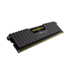 CORSAIR VENGEANCE LPX 16GB (2 X 8GB) DDR4 DRAM DIMM 2666MHZ CL16 BLACK HEAT SPREADER 1.2V XMP 2.0 (FOR RYZEN  AND INTEL 200)