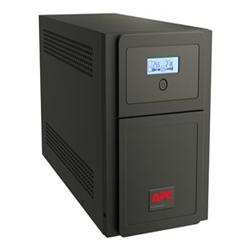 APC EASY UPS (SMV)- 2000VA- IEC(6)- USB- LCD- TOWER- 2YR WTY
