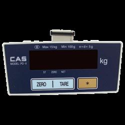 CAS PD-II SCALE DISPLAY SIDE