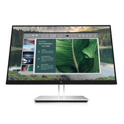 E-SERIES E27U G4 27 INCH QHD IPS LED BACKLIT 2560X1440 60HZ 16:9 250NITS GREY 1000:1 5M:1 178/178 VIEWING ANGLE SWIVEL TILT HEIGHT ADJUSTABLE PIVOT DP HDMI USB-C DP 65W POWER DELIVERY MONITOR