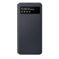 A42 5G S VIEW WALLET- BLACK