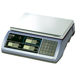 ER PLUS SCALE LCD 15KG