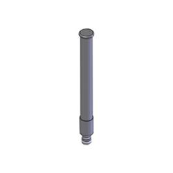 CISCO (AIR-ANT2547VG-N=) 2.4 GHZ 4DBI/5 GHZ 7DBI DUAL BAND OMNI ANT.- GRAY- N CONN.