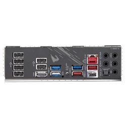 GIGABYTE B550 AORUS PRO MB- 4XDDR4- 6XSATA- 2XM.2- USB-C- ATX- 3YR