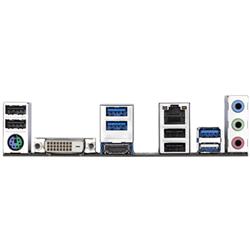 GIGABYTE B550M DS3H MB- 4XDDR4- 4XSATA- 2XM.2- USB3.2 GEN1- UATX- 3YR