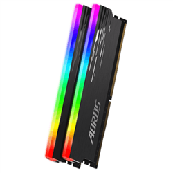 AORUS RGB MEMORY 4400MHZ 16GB MEMORY KIT- SUPPORTS AORUS RGB FUSION 2.0- SELECTED HIGH QUALITY MEMORY ICS- INTEL Z490 AND AMD X570 CERTIFICATED.