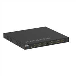 NETGEAR AV LINE M4250-40G8XF-POE+ 40X1G POE+  960W AND 8XSFP+ MANAGED SWITCH (GSM4248PX)