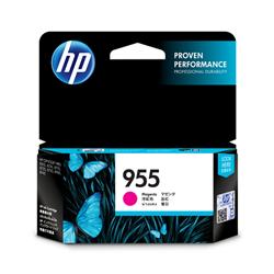 HP 955 MAGENTA  INK CARTRIDGE