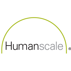 HUMANSCALE WIDE CROSSBAR WHI