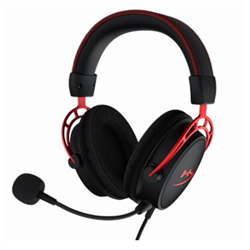HYPERX CLOUD ALPHA PRO GAMING HEADSET FOR PC PS4 & XBOX ONE NINTENDO SWITCH