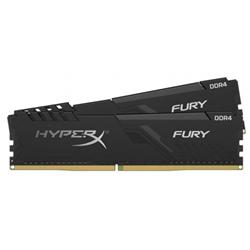 32GB DDR4 2666MHZ CL16 DIMM KIT OF 2 HYPERX FURY BLACK