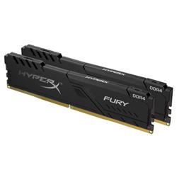 16GB DDR4 3200MHZ CL15 DIMM KIT OF 2 1RX8 HYPERX FURY BLACK