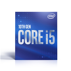 CORE I5-10400 2.9GHZ 12MB CACHE LGA1200 6CORES/12THREADS CPU PROCESSOR
