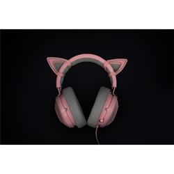 KITTY EARS FOR RAZER KRAKEN - QUARTZ EDITION - FRML PACKAGING