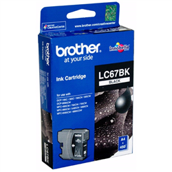 BLACK INK CARTRIDGE FOR DCP-385C