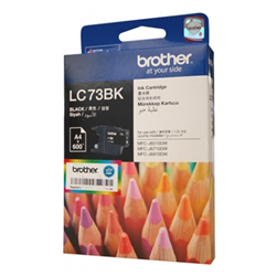 BLACK HIGH YIELD INK CARTRIDGE - UP TO 600 PAGES