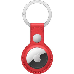 AIRTAG LEATHER KEY RING - (PRO