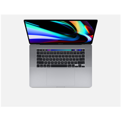 CTO 16-INCH MACBOOK PRO WITH TOUCH BAR/SPACE GREY/CORE I7 2.6GHZ/16GB/1TB SSD STORAGE/RADEON PRO 5300M 4GB/BACKLIT KB/