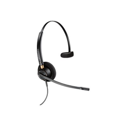 PLANTRONICS ENCOREPRO HW510D OTH MONO DIGITAL SERIES CORDED HEADSET TOP