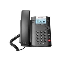 POLYCOM VVX 201- DESKTOP PHONE- SKYPE/LYNC- POE