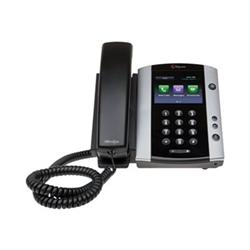 POLYCOM VVX 501- DESKTOP PHONE- SKYPE/LYNC- POE