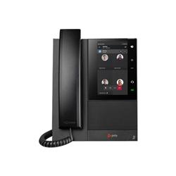 POLYCOM CCX 500 BUSINESS MEDIAPOE PHONE WITH HANDSET- MS TEAMS/SFB