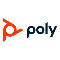 POLY WALL MOUNT SET- ALLOWS MOUNTING OF VIDEO CODEC INC MOUNT- WALL ANCHOR AND SCREW KITS