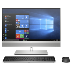 HP 800 G6 AIO I7-10700 8GB- 256GB OPTANE SSD- 27