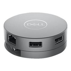DELL DA310 USB-C ADAPTER- USB HDMI- VGA- DP- LAN- 1YR
