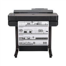 HP DESIGNJET T650 24 INCH PRINTER