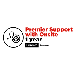 LENOVO TC AIO HALO 1YR PREMIER SUPPORT WITH ONSITE NBD UPGRADE FROM 1YR ONSITE (VIRTUAL)