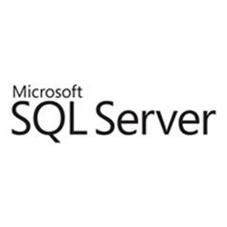 MICROSOFT SQL SVR ENT CORE 2016 SNGL OLP 2LICS NOLEVEL CORE LIC QUALIFIED