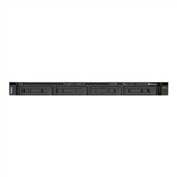 LENOVO THINKSYSTEM SR250 XEON E-2126G 6C (1/1)- 8GB(1/4)- 3 .5