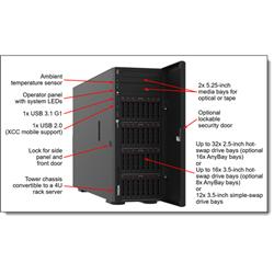 THINKSYSTEM-ST650-V2-XEON-SILVER-4309Y-8C-2.8GHZ-16GB-8X2.5-SAS-SW-RD-750W-XCC-ENT