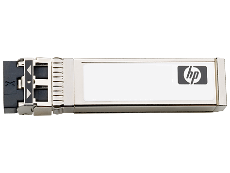 HP 8GB LONG WAVE 10KM FC SFP+1 PACK  WHILST STOCKS LAST