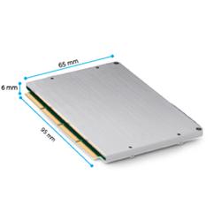 INTEL NUC 8 PRO COMPUTE ELEMENT- I3-8145U- 4GB DDR3- WL-AC- NO CHASSIS/OS- 3YR WTY