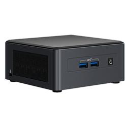 INTEL NUC MINI PC PRO KIT-I5-1145G7-DDR4(0/2)-M.2(0/1)-2.5
