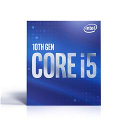 CORE I5-10400 2.9GHZ 12MB CACHE LGA1200 6CORES/12THREADS CPU PROCESSOR