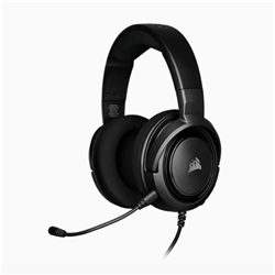 CORSAIR HS35 STEREO GAMING HEADSET- CARBON