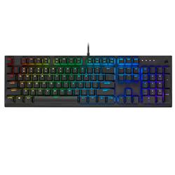 CORSAIR K60 RGB PRO MECHANICAL GAMING KEYBOARD- BACKLIT RGB LED- CHERRY VIOLA KEYSWITCHES- BLACK