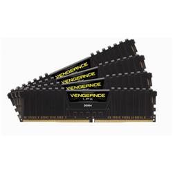 CORSAIR-CMK128GX4M4A2666C16-DDR4-2666MHZ-128GB-4X32GB-DIMM-UNBUFFERED-16-18-18-35-XMP-2.0-VENGEANCE-LPX-BLACK-HEATSPREADER-BLACK-PCB-1.2V