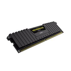 CORSAIR VENGEANCE LPX 16GB (2 X 8GB) DDR4 DRAM DIMM 2666MHZ CL16 BLACK HEAT SPREADER 1.2V XMP 2.0 (FOR RYZEN  AND INTEL 200)