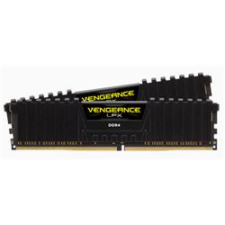 CORSAIR VENGEANCE LPX  DDR4- 3600MHZ 32GB 2 X 288 DIMM- UNBUFFERED- 18-22-22-42- BLACK HEAT SPREADER- 1.35V- XMP 2.0