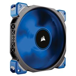 CORSAIR ML140 PRO LED- BLUE- 140MM PREMIUM MAGNETIC LEVITATION FAN