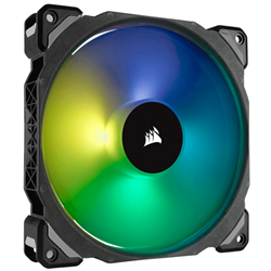 CORSAIR ML140 PRO RGB- 140MM PREMIUM MAGNETIC LEVITATION RGB LED PWM FAN- SINGLE PACK