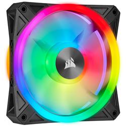 CORSAIR QL SERIES- QL120 RGB- 120MM RGB LED FAN- SINGLE PACK