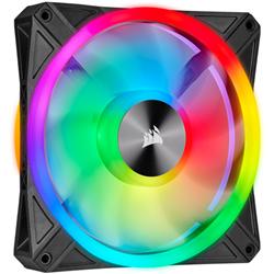 CORSAIR QL SERIES- QL140 RGB- 140MM RGB LED FAN- SINGLE PACK