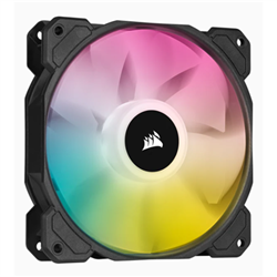 SP120 RGB ELITE- 120MM RGB LED FAN WITH AIRGUIDE- SINGLE PACK
