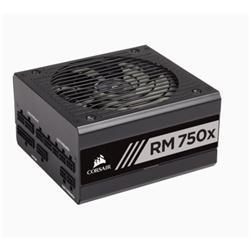 CORSAIR RMX SERIES RM750X 80 PLUS GOLD FULLY MODULAR ATX POWER SUPPLY